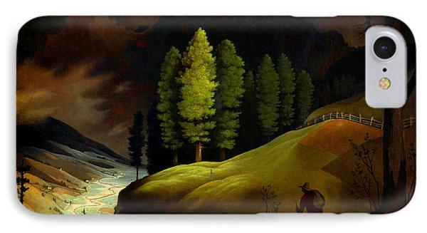 Bavarian Landscape IPhone Case