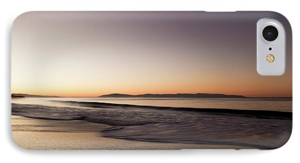 Bay At Sunrise IPhone Case by Lora Lee Chapman
