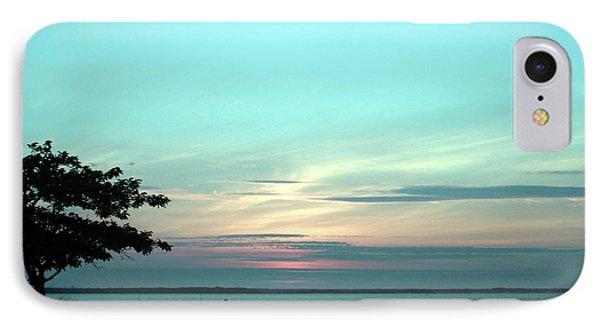 Bay Breeze IPhone Case by Susan Carella