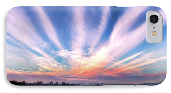 Bay Farm Island Sunrise IPhone Case