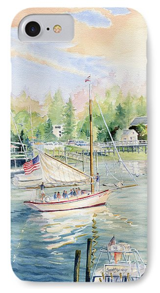 Bay Lady  IPhone Case by Melly Terpening