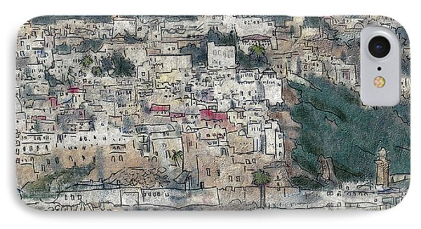 Bay Of Tangier IPhone Case