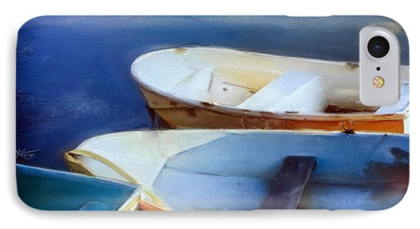 Bayside... Cape Cod Mass IPhone Case by Mark Tonelli