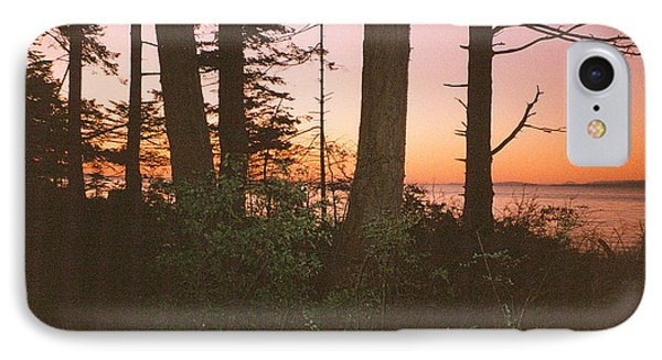 Bc Sunset Photograph IPhone Case by Kimberly Walker