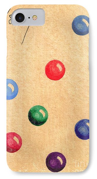 IPhone Case featuring the painting Be Joyous by Rod Ismay