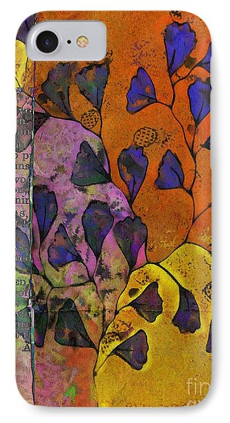 Be Leaf - 2220a IPhone Case by Variance Collections