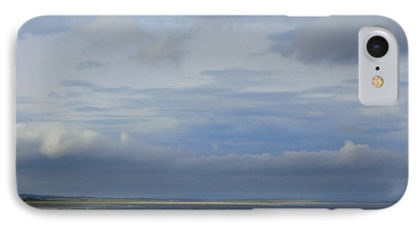 Beach At Enniscrone IPhone Case by Amy Williams