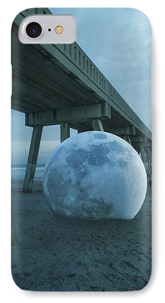 Beach Ball IPhone Case by Betsy Knapp