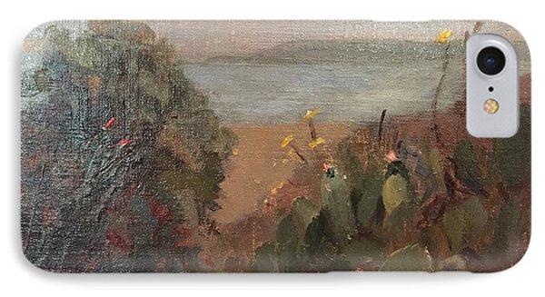 Beach Cactus IPhone Case
