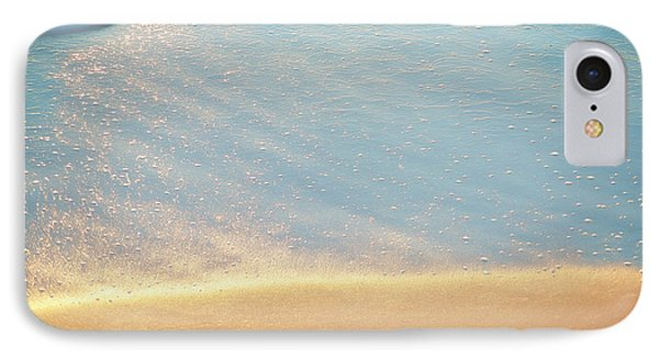 Beach Caress IPhone Case by Glenn Gemmell