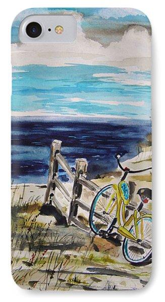 Beach Cruiser IPhone Case by John Williams