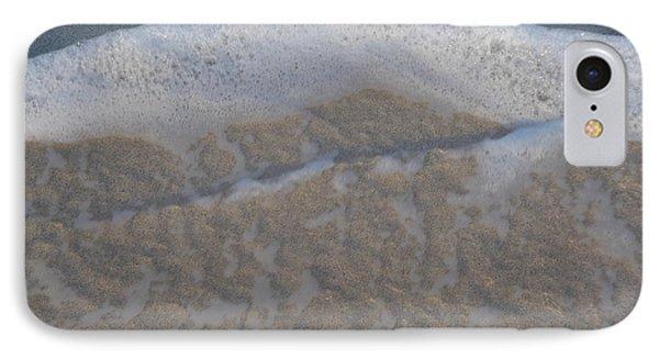 Beach Foam IPhone Case by Margaret Brooks