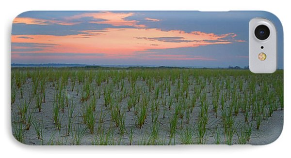 IPhone Case featuring the photograph Beach Grass Farm by  Newwwman