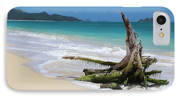 Beach In Hawaii Phone Case by Anthony Jones