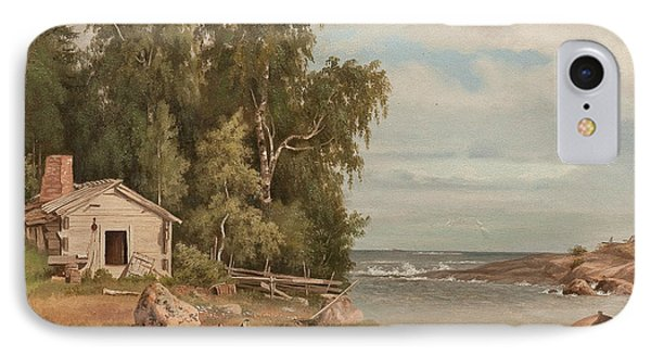 Beach Landscape From Lovo IPhone Case