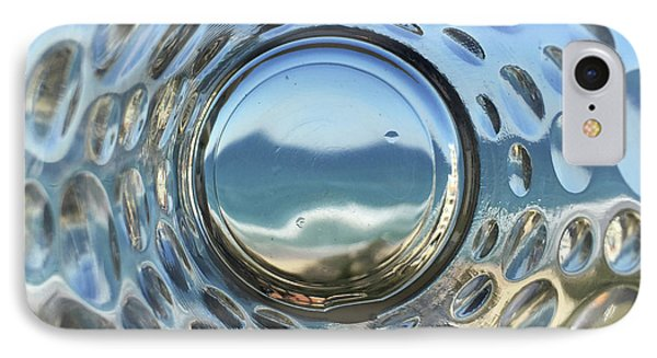 Beach Life Through The Looking Glass IPhone Case