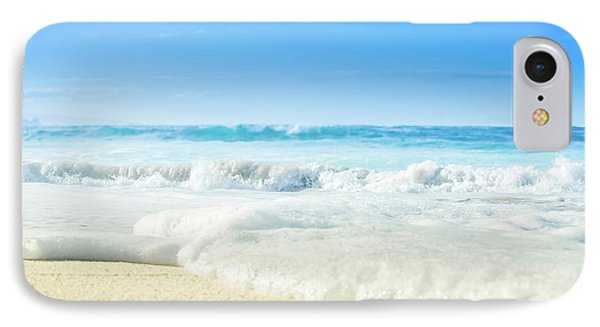 IPhone Case featuring the photograph Beach Love Summer Sanctuary by Sharon Mau