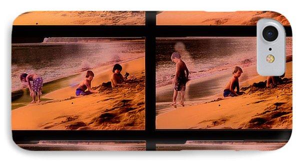 Beach Memories Phone Case by Madeline Ellis