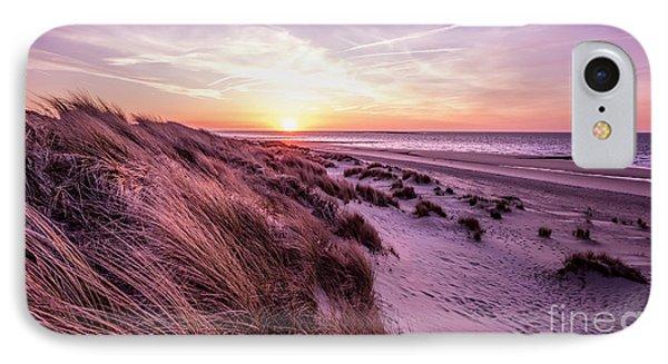 Beach Of Renesse IPhone Case