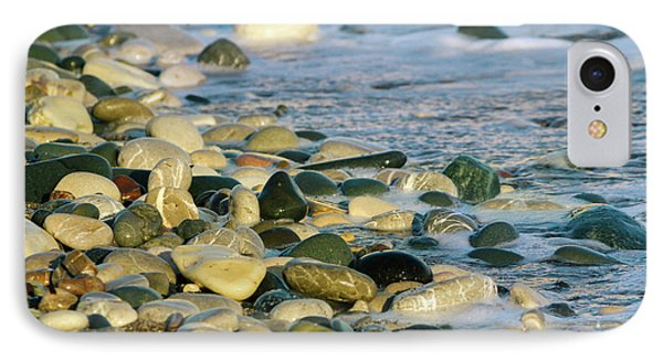 Beach Pebbles IPhone Case by Stelios Kleanthous