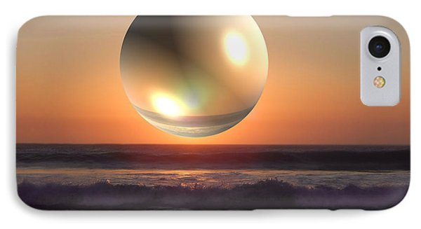 Beach Planet Series Iv IPhone Case