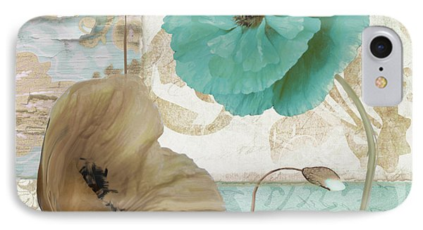 Beach Poppies IIi IPhone Case by Mindy Sommers