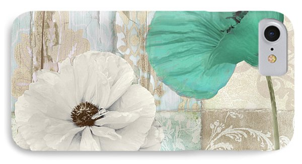 Beach Poppies Iv IPhone Case by Mindy Sommers