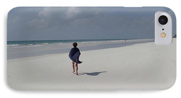 Beach Run IPhone Case