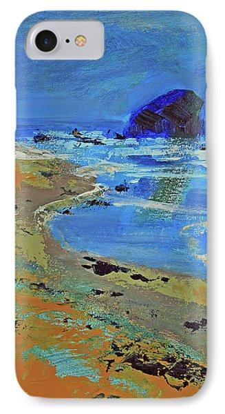 Beach Solitude IPhone Case