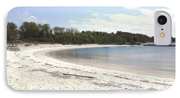 Beach Solomons Island IPhone Case
