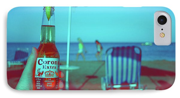 Beach Time IPhone Case