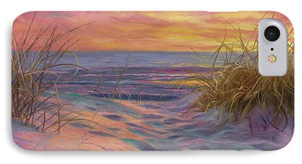 Beach Time Serenade IPhone Case by Lucie Bilodeau