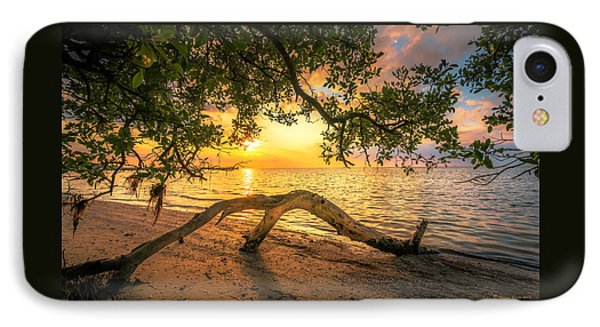 Beach Wood IPhone Case by Marvin Spates