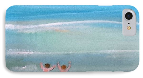 Beach4 IPhone Case by Diana Bursztein