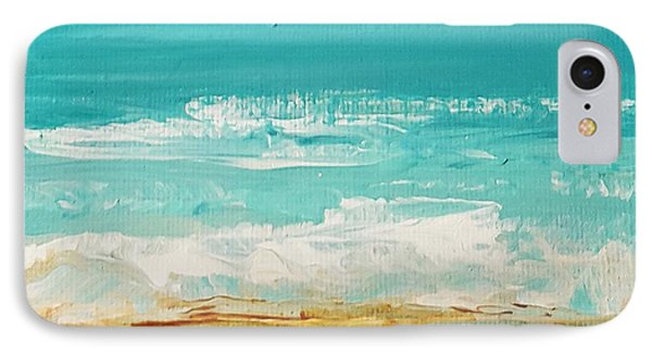 Beach6 IPhone Case by Diana Bursztein