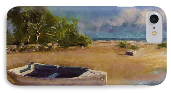 Beached Phone Case by David Patterson