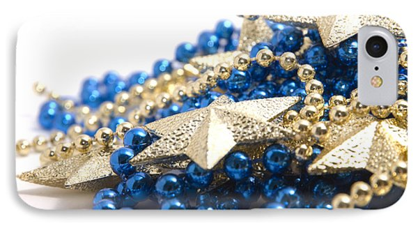 Beads And Stars Phone Case by Andy Smy