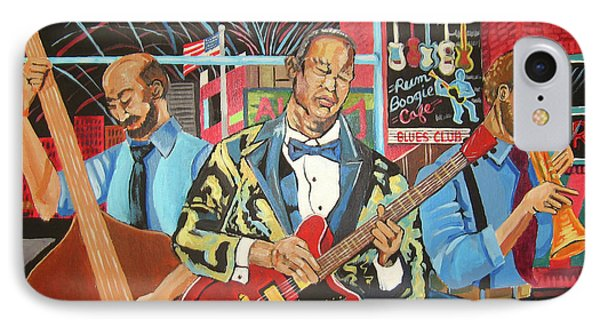 Beale Street Phone Case by John Keaton