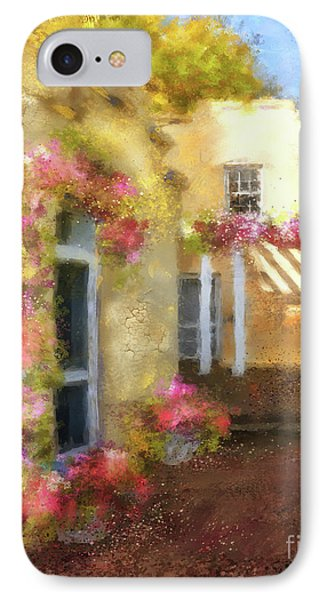IPhone Case featuring the digital art Beallair In Bloom by Lois Bryan