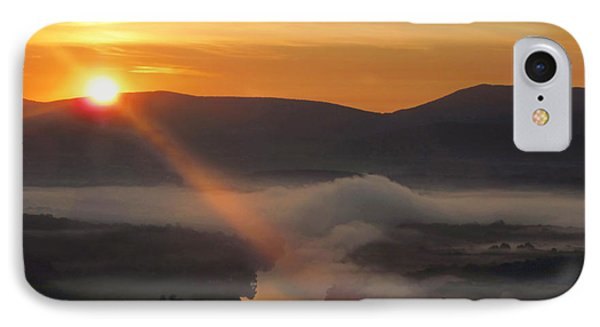 Beaming Shenandoah IPhone Case
