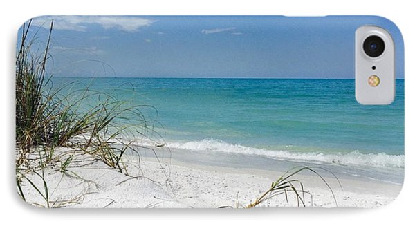 Bean Point, Anna Maria Island IPhone Case by Jean Marie Maggi