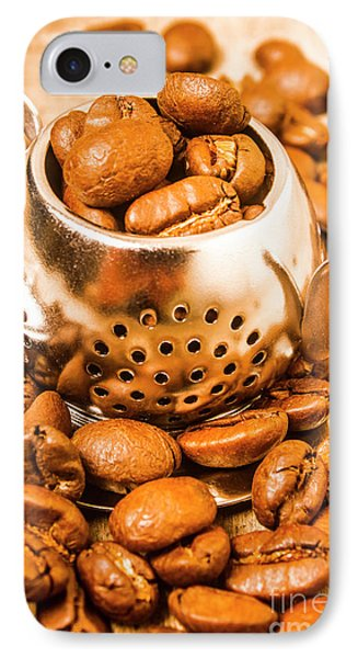 Beans The Little Teapot IPhone Case by Jorgo Photography - Wall Art Gallery