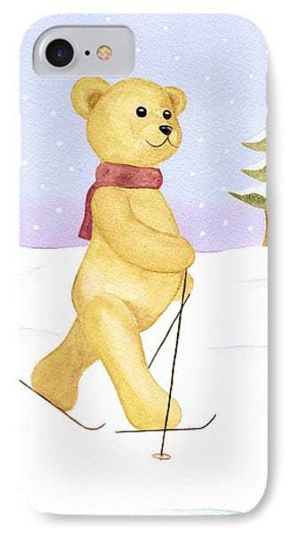 IPhone Case featuring the painting Bear by Elizabeth Lock