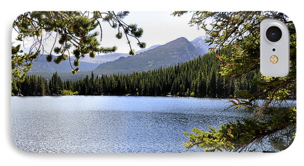 IPhone Case featuring the photograph Bear Lake Rmnp by Nava Thompson
