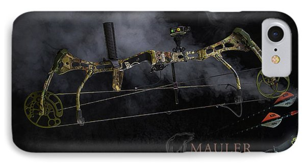 IPhone Case featuring the photograph Bear Mauler by Tim Nichols