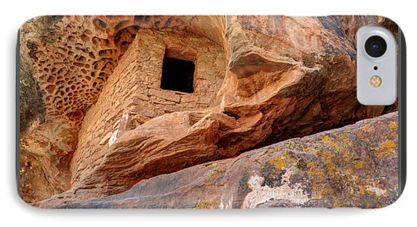 Bears Ears National Monument - Anasazi Ruin IPhone Case by Gary Whitton