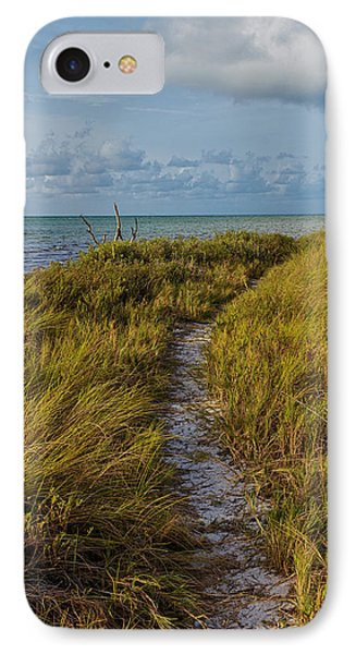 Beaten Path IPhone Case by Swank Photography