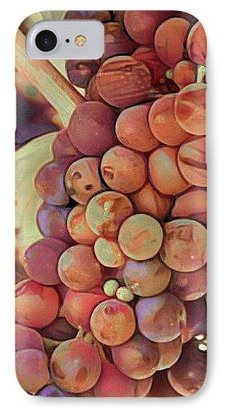 Beaujolais IPhone Case by Susan Maxwell Schmidt