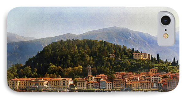 IPhone Case featuring the photograph Beautiful Bellagio by Jacqi Elmslie