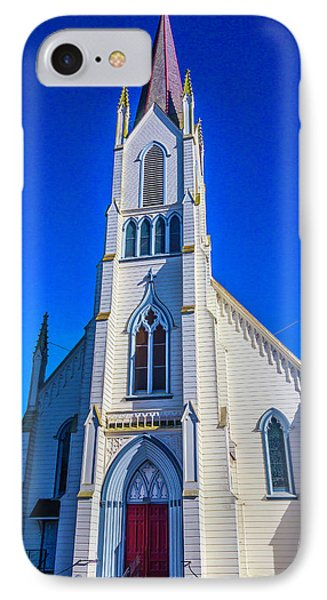 Beautiful Church Of The Assumption IPhone Case by Garry Gay